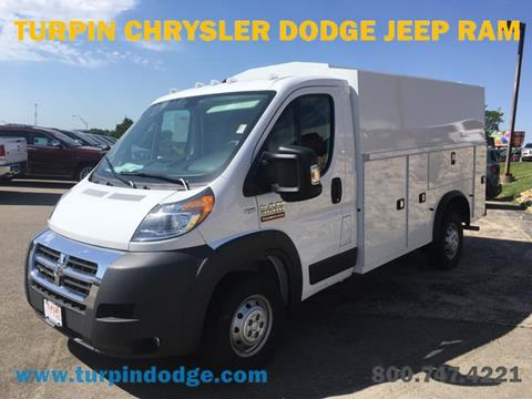 2017 RAM ProMaster Cutaway Chassis for sale in Dubuque, IA