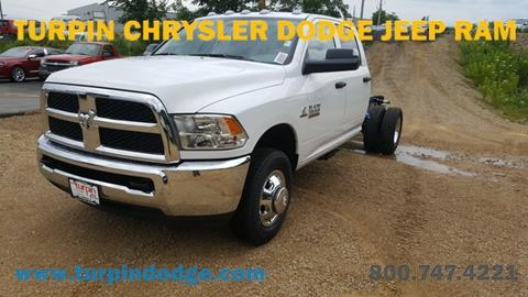 2017 RAM Ram Chassis 3500 for sale in Dubuque, IA
