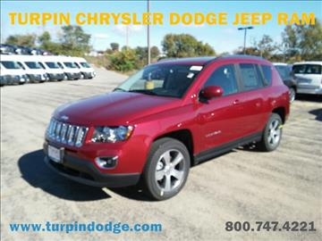 2017 Jeep Compass for sale in Dubuque, IA
