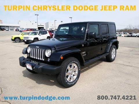 2017 Jeep Wrangler Unlimited for sale in Dubuque, IA