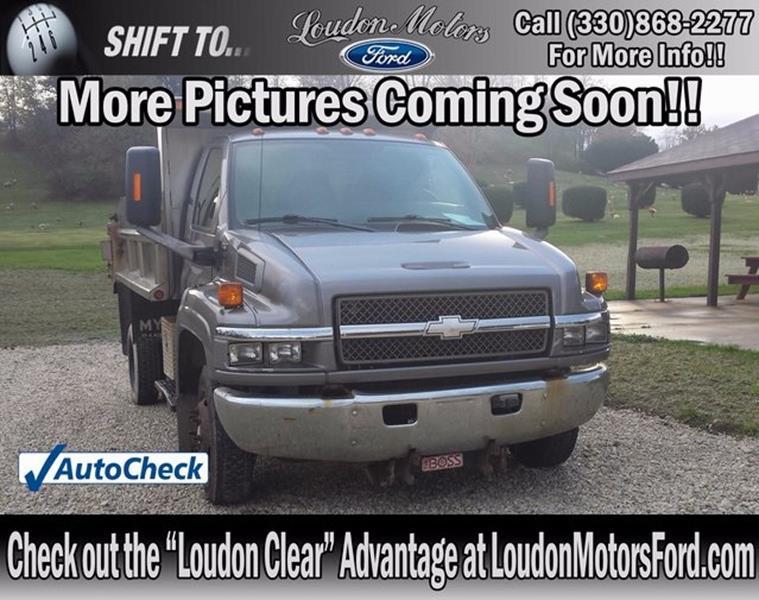 Chevrolet c4500 for sale for Loudon motors ford minerva