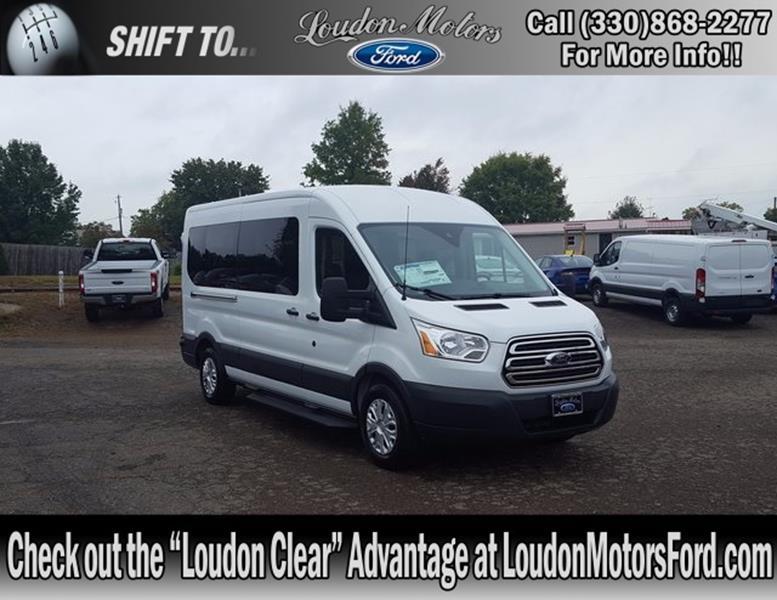 Passenger van for sale in ohio for Loudon motors ford minerva