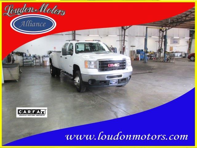 2012 gmc sierra 3500hd for sale for Loudon motors minerva ohio