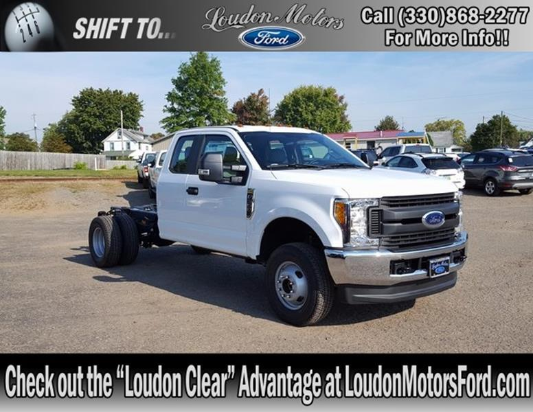 Ford f 350 for sale in ohio for Loudon motors ford minerva