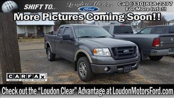 2008 Ford F-150 for sale in Minerva, OH