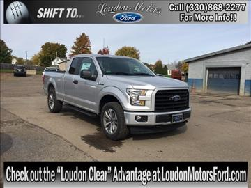 Ford for sale minerva oh for Loudon motors ford minerva