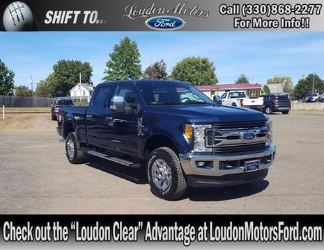 2017 Ford F-250 Super Duty for sale in Minerva, OH