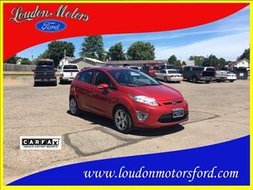 Ford fiesta for sale ohio for Loudon motors ford minerva