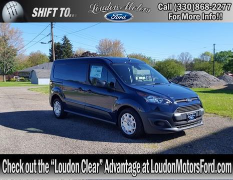 Cargo vans for sale phoenix az for Loudon motors ford minerva