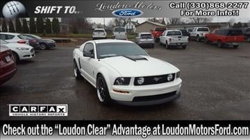Ford mustang for sale rogers ar for Loudon motors ford minerva