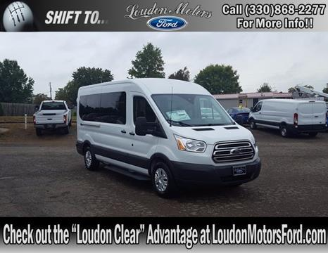 2018 Ford Transit Wagon for sale in Minerva, OH