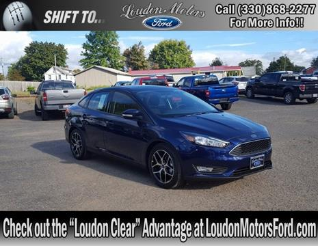 Ford for sale in minerva oh for Loudon motors ford minerva