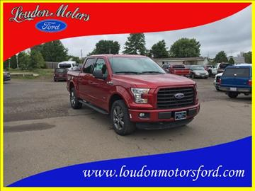 Ford f 150 for sale crystal springs ms for Loudon motors ford minerva