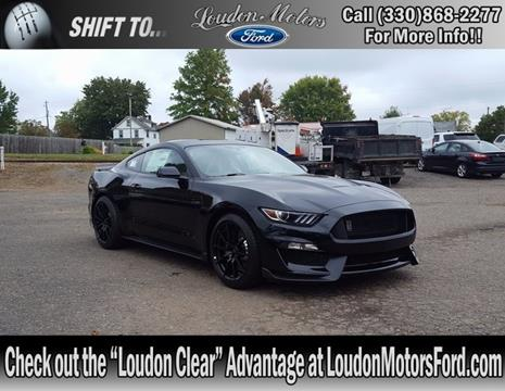 2017 Ford Mustang for sale in Minerva, OH