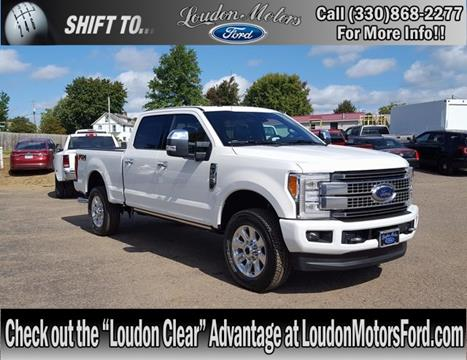 2017 Ford F 250 Super Duty For Sale In Ohio