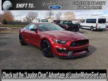 Coupe for sale minerva oh for Loudon motors ford minerva