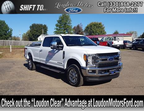 2017 Ford F-350 Super Duty for sale in Minerva, OH