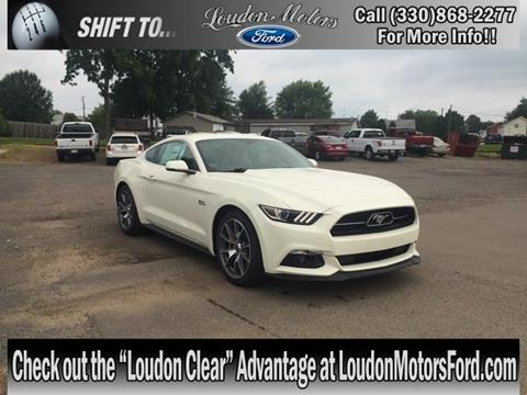 Coupe for sale in minerva oh for Loudon ford motors minerva