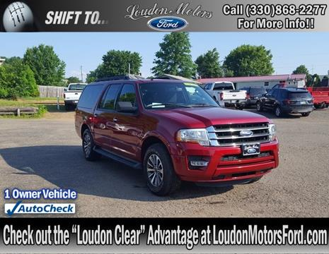 2015 Ford Expedition EL for sale in Minerva, OH