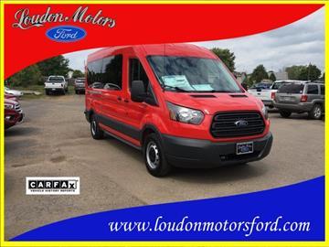 Passenger van for sale ohio for Loudon motors ford minerva