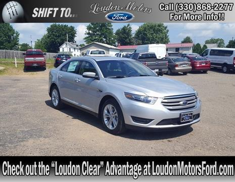 2017 Ford Taurus for sale in Minerva, OH