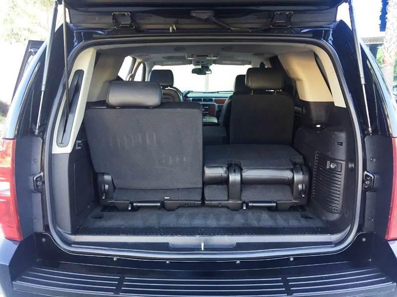 2008 Chevrolet Tahoe LT 4x2 4dr SUV - Van Nuys CA