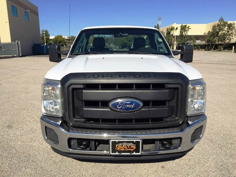 2012 Ford F-250 Super Duty 4x2 XL 2dr Regular Cab 8 ft. LB Pickup - Van Nuys CA