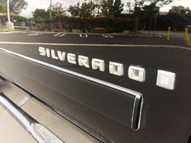 2008 Chevrolet Silverado 1500 2WD LT1 4dr Crew Cab 5.8 ft. SB - Van Nuys CA