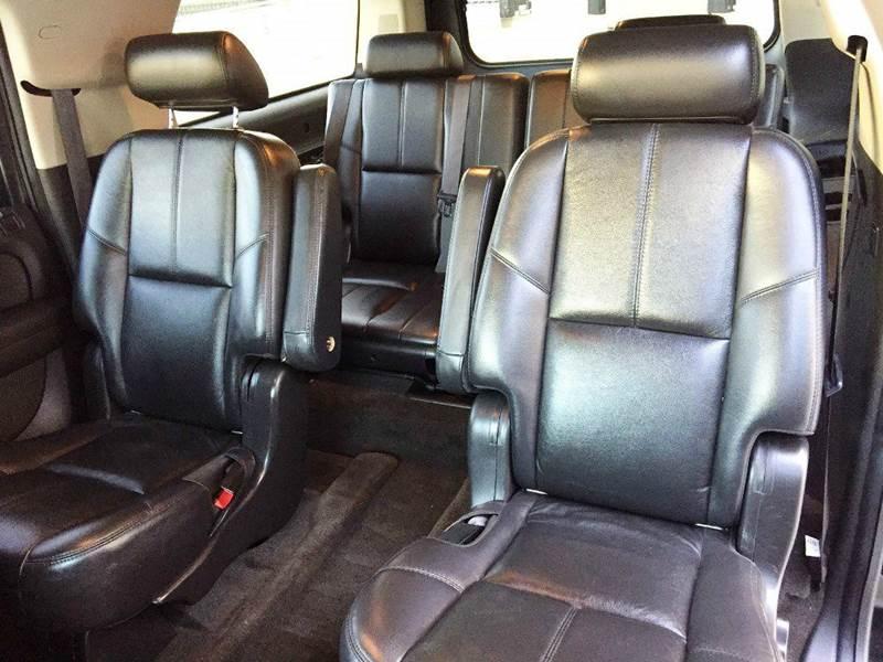2008 Chevrolet Suburban LTZ 1500 4x4 4dr SUV - Van Nuys CA