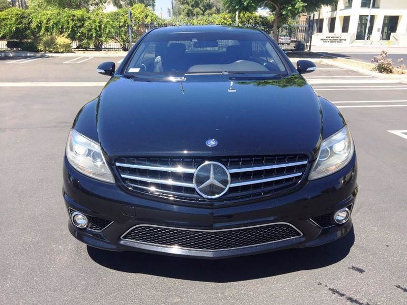 2008 Mercedes-Benz CL-Class CL 63 AMG 2dr Coupe - Van Nuys CA