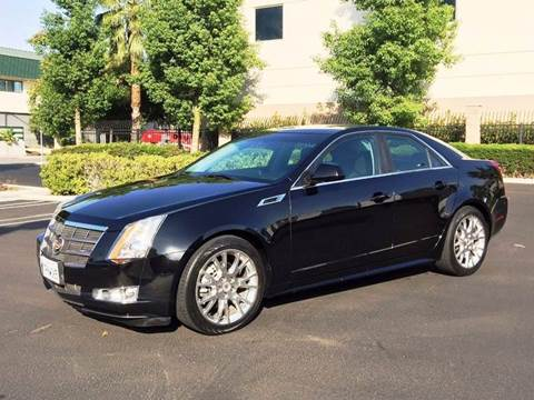 2011 Cadillac CTS for sale in Van Nuys, CA