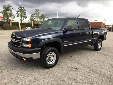 2006 Chevrolet Silverado 2500HD for sale in Van Nuys, CA