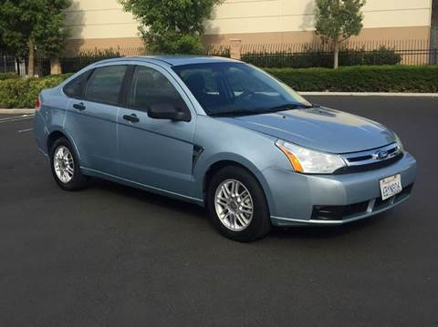2008 Ford Focus for sale in Van Nuys, CA