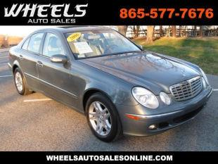 2006 Mercedes-Benz E-Class for sale in Knoxville, TN