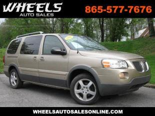 2006 Pontiac Montana SV6 for sale in Knoxville, TN