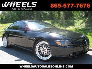 2004 BMW 6 Series for sale in Knoxville, TN