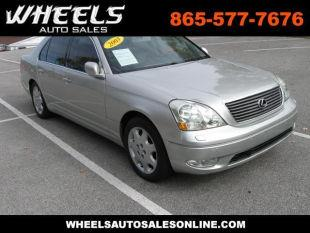 2003 Lexus LS 430 for sale in Knoxville, TN