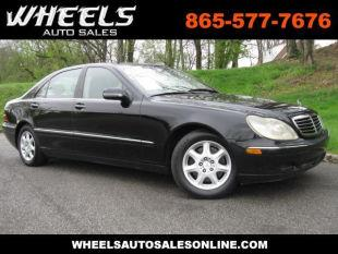 2000 Mercedes-Benz S-Class for sale in Knoxville TN