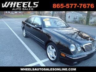 2001 Mercedes-Benz E-Class for sale in Knoxville TN
