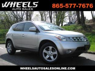 2003 Nissan Murano for sale in Knoxville, TN