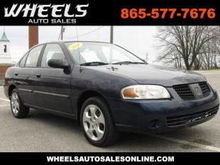 2006 Nissan Sentra for sale in Knoxville, TN