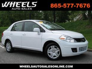 2010 Nissan Versa for sale in Knoxville TN