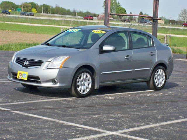 2012 nissan sentra 2 0 sr 4dr sedan in depere wi best price autos. Black Bedroom Furniture Sets. Home Design Ideas