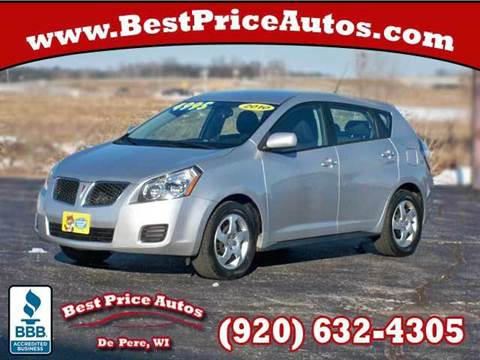 2010 Pontiac Vibe for sale in Depere, WI