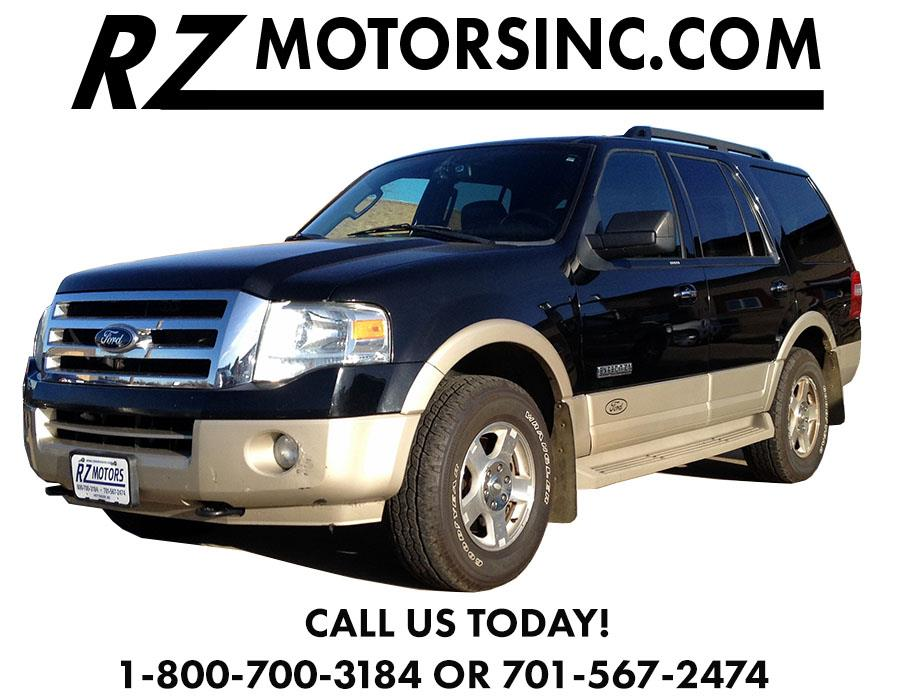 2008 ford expedition in hettinger nd rz motors inc for Rz motors inc hettinger nd
