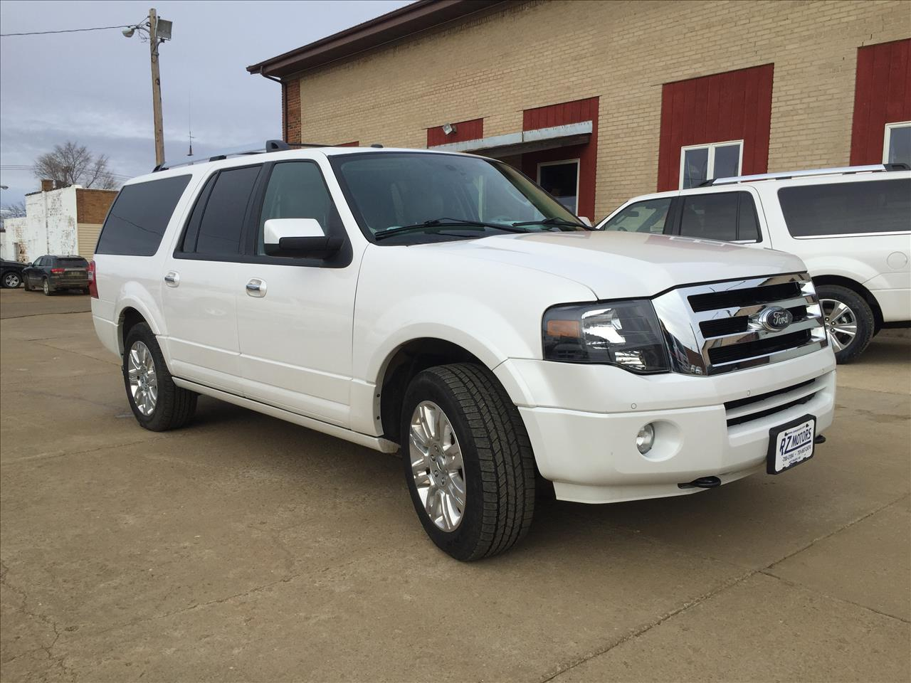 2012 ford expedition el limited 4x4 4dr suv in hettinger for Rz motors inc hettinger nd