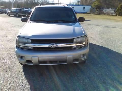 2007 Chevrolet TrailBlazer for sale in Maryville, TN