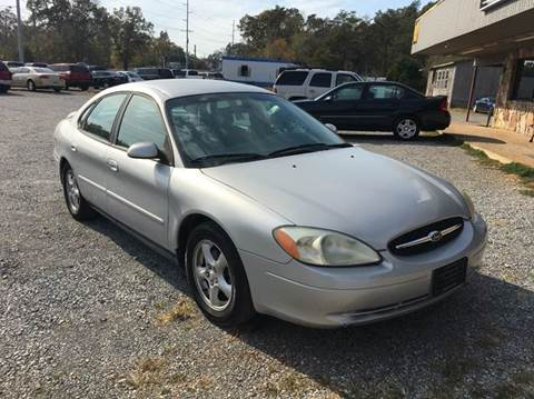 Ford taurus for sale maryville tn for Waters motors maryville tn