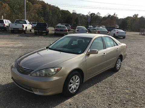2005 toyota camry for sale tennessee for Waters motors maryville tn