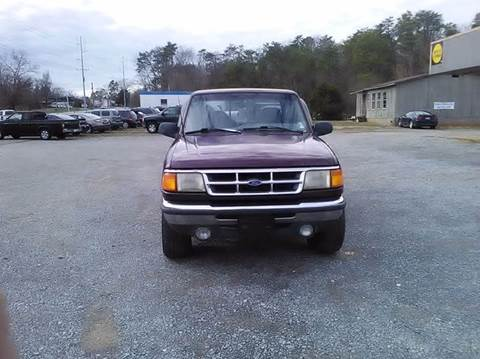 1994 ford ranger for sale for Waters motors maryville tn